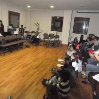 Audiciones Escuela de Música #2