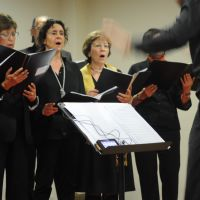 Ciclo de Actividades Musicales-recital Coro #3
