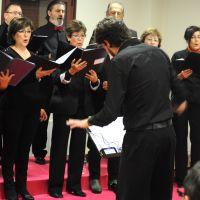 Ciclo de Actividades Musicales-recital Coro #4