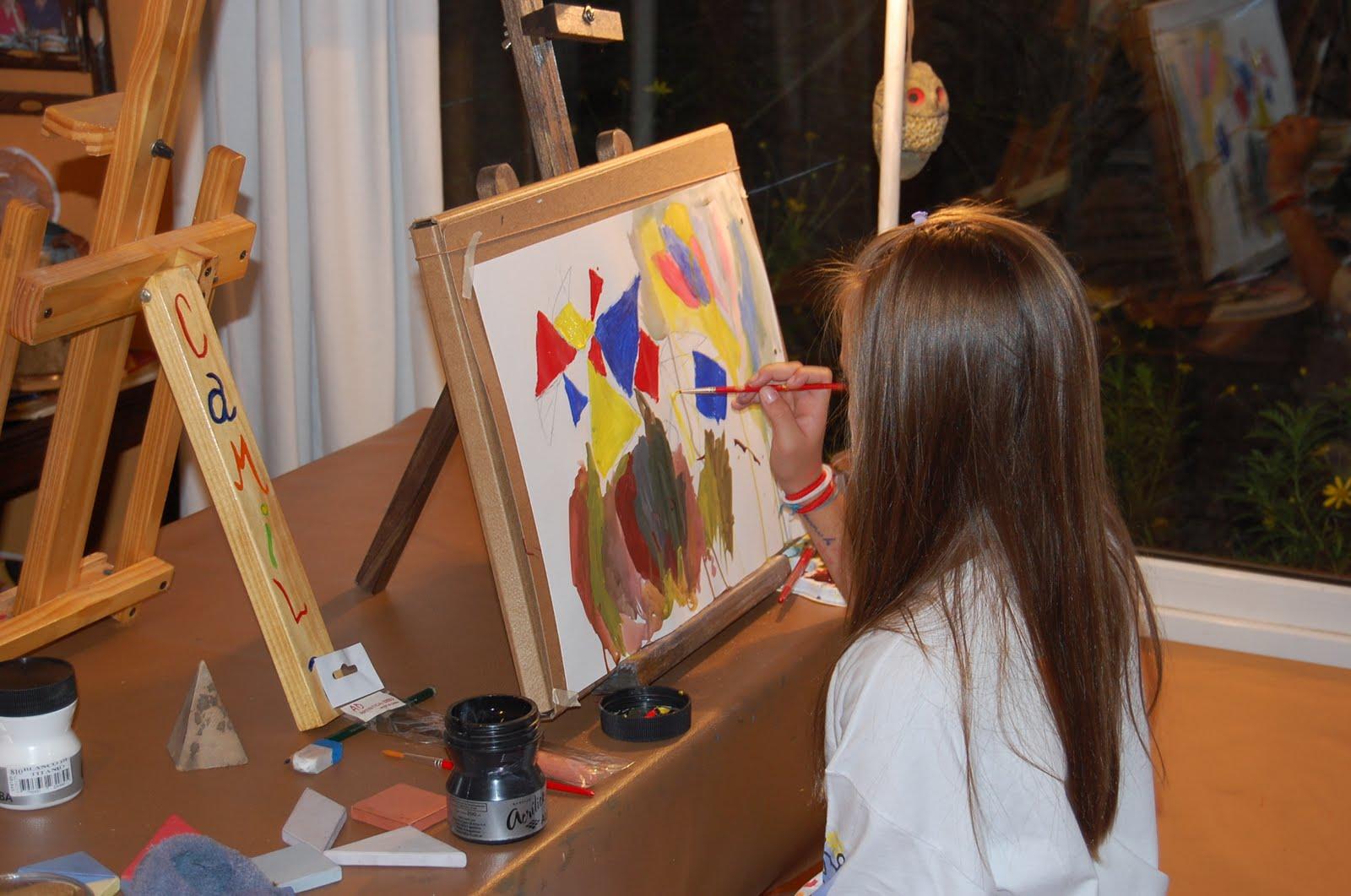 Nuevas clases de pintura