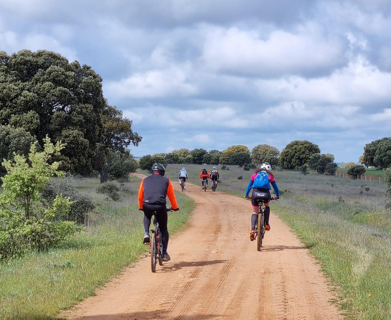 Ruta en BTT por la Cañada Real Burgalesa