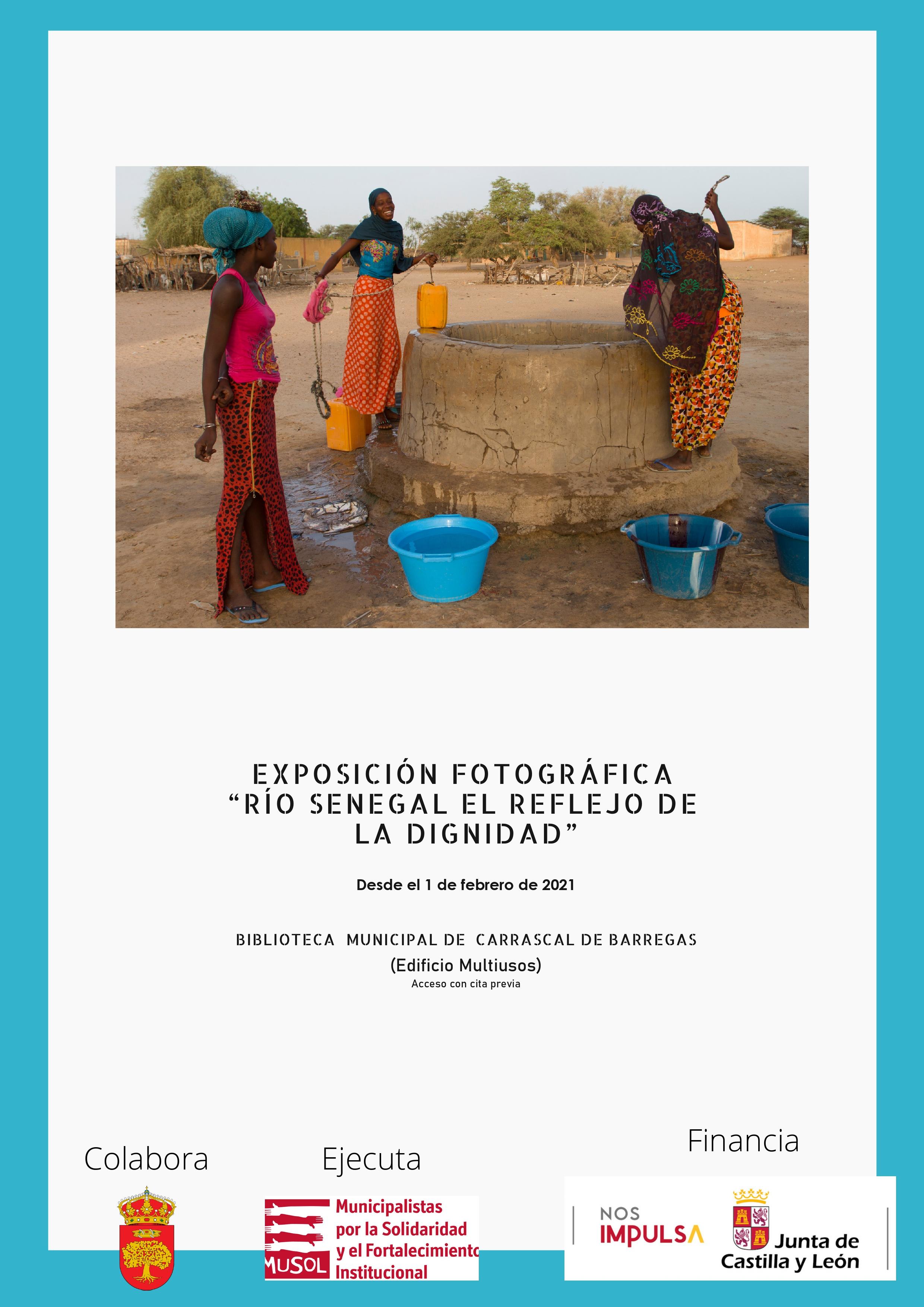 Nueva exposición sobre Senegal en la biblioteca municipal