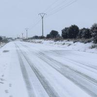 Temporal de nieve #9