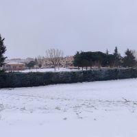 Temporal de nieve #1